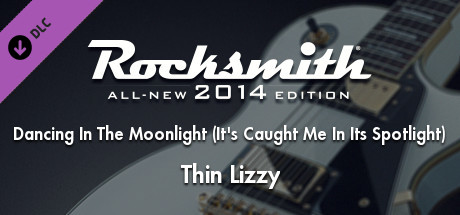"Rocksmith® 2014 – Thin Lizzy - ""Dancing In The Moonlight (It's Caught Me In Its Spotlight)"""