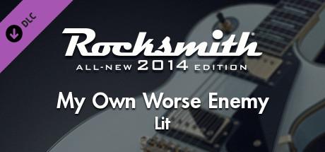 "Rocksmith® 2014 – Lit – ""My Own Worst Enemy"""