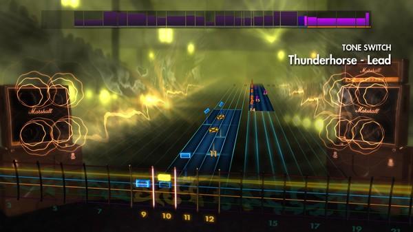 "Скриншот №5 к Rocksmith® 2014 – Dethklok - ""Thunderhorse"""