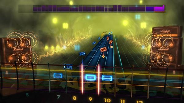 "Скриншот №1 к Rocksmith® 2014 – Dethklok - ""Thunderhorse"""