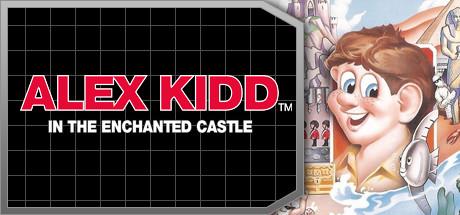 Купить Alex Kidd™ in the Enchanted Castle