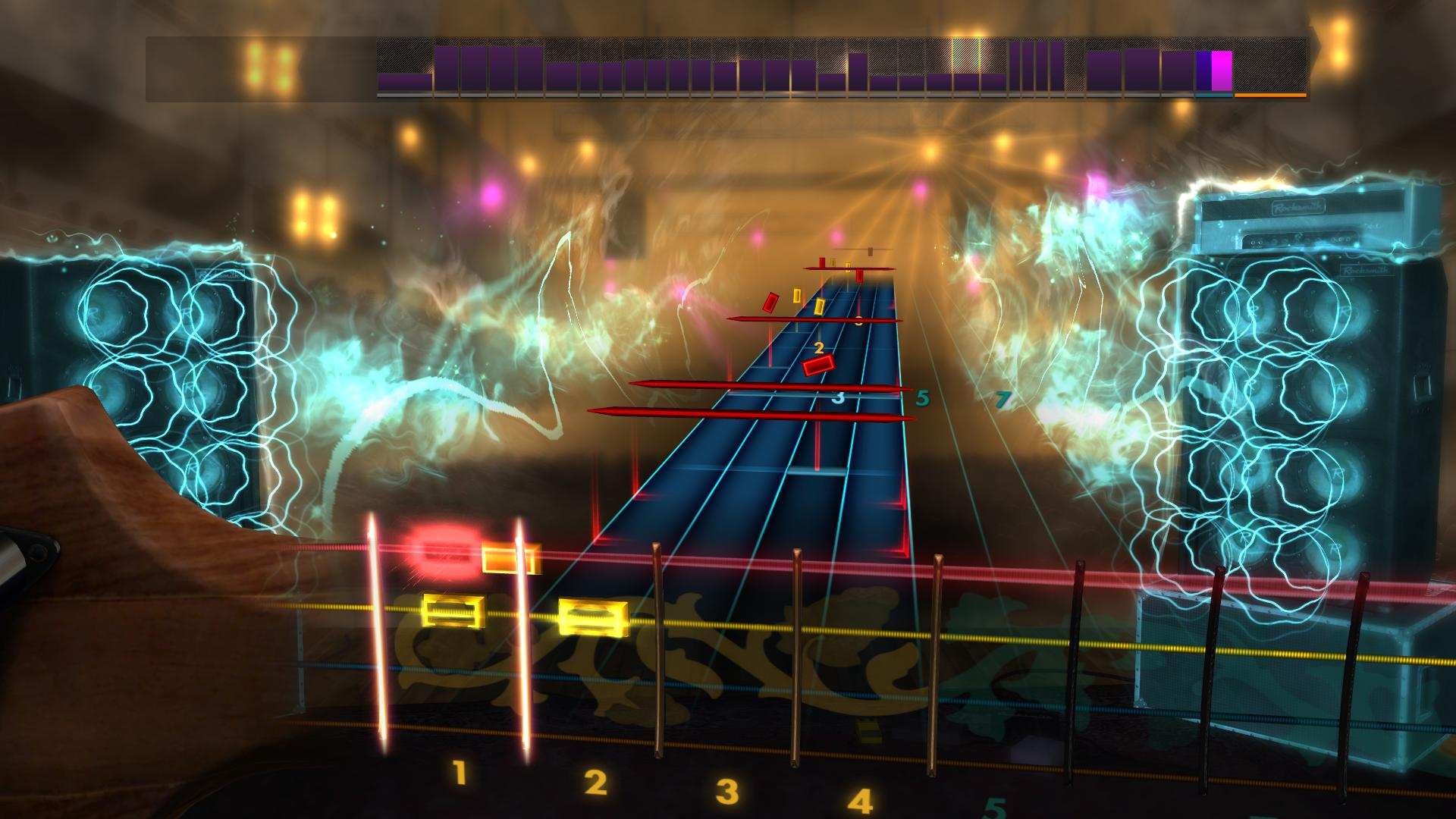 Rocksmith: All-new 2014 Edition - Slayer: Raining Blood 2015 pc game Img-3