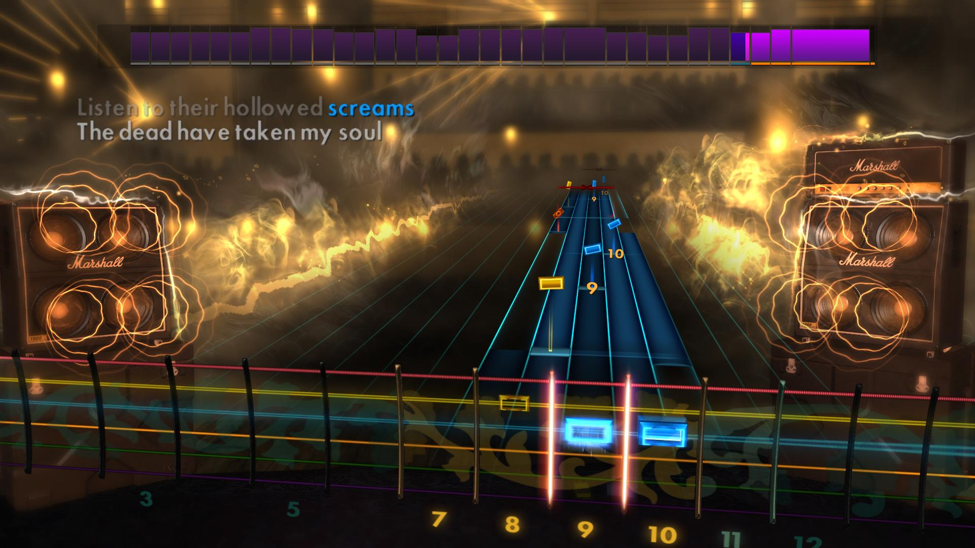 Rocksmith: All-new 2014 Edition - Slayer: Dead Skin Mask 2015 pc game Img-4