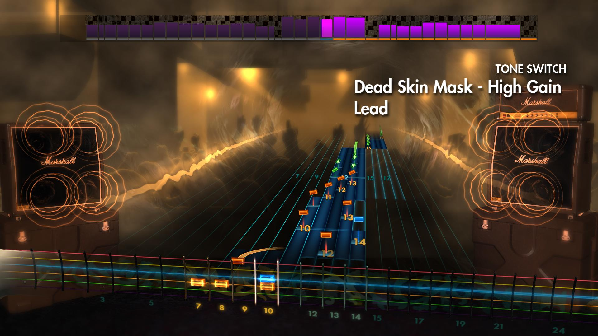 Rocksmith: All-new 2014 Edition - Slayer: Dead Skin Mask 2015 pc game Img-2