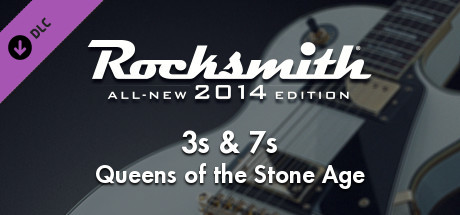 "Rocksmith® 2014 – Queens Of The Stone Age - ""3s & 7s"""