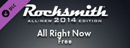 Rocksmith 2014 - Free - All Right Now