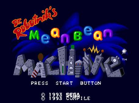 Dr. Robotnik's Mean Bean Machine™