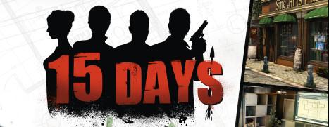 15 Days - 十五天