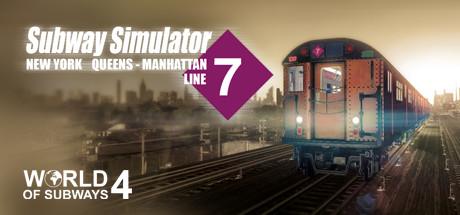 World of Subways 4 – New York Line 7 on Steam