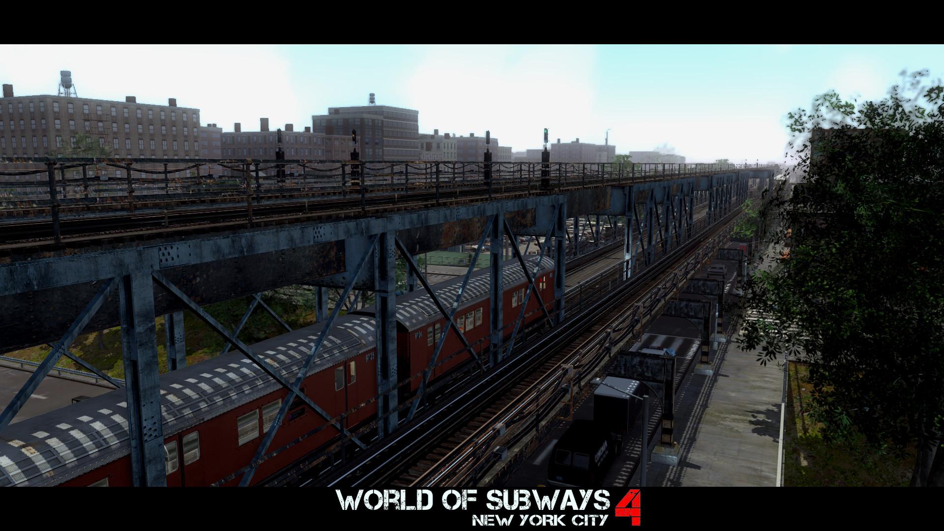 World Of Subways 4 New York Line 7 On Steam Train Model Electronics Subway Sets Pdf Download