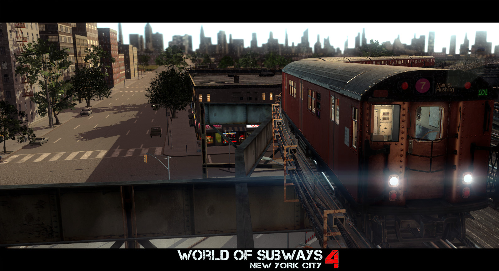 World Of Subways 4 New York Line 7 On Steam Train Model Electronics Subway Sets Pdf Download
