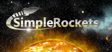 Game Banner SimpleRockets