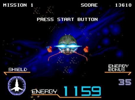 Galaxy Force II™