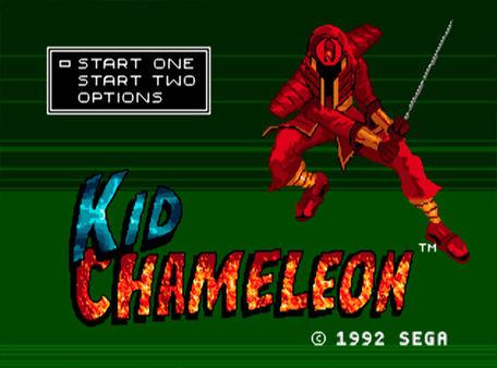 Kid Chameleon™