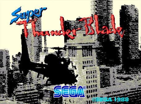 Super Thunder Blade™