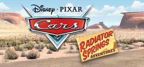 Cars Radiator Springs Adventures