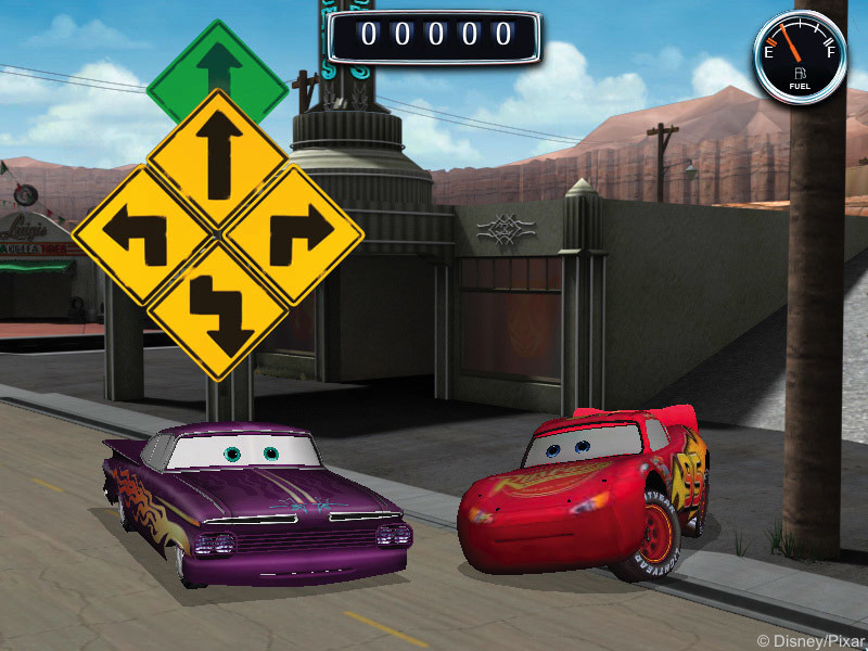Disney Pixar Cars Radiator Springs Adventures On Steam