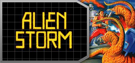 Купить Alien Storm