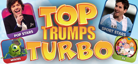 Купить Top Trumps Turbo