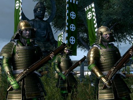 Total War: SHOGUN 2 - Sengoku Jidai Unit Pack (DLC)