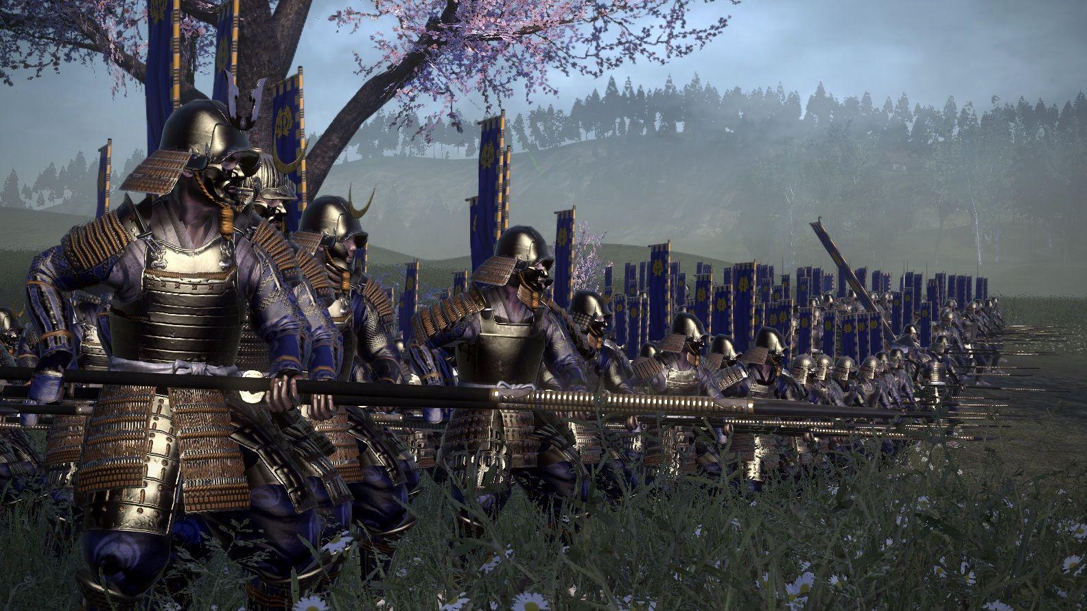 Total War: SHOGUN 2 - Sengoku Jidai Unit Pack on Steam
