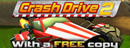 Crash Drive 2 capsule logo