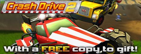 Crash Drive 2 - 撞击驾驶 2