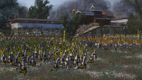 Total War: SHOGUN 2 - The Ikko Ikki Clan Pack (DLC)