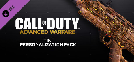 Call of Duty®: Advanced Warfare - Tiki Personalization Pack