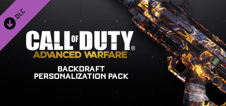 Call of Duty®: Advanced Warfare - Backdraft Personalization Pack