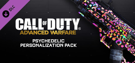Call of Duty®: Advanced Warfare - Psychedelic Personalization Pack