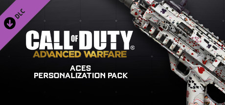 Call of Duty®: Advanced Warfare - Aces Personalization Pack