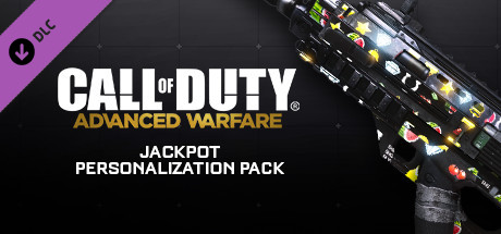 Call of Duty®: Advanced Warfare - Jackpot Personalization Pack