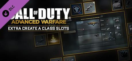 Call of Duty®: Advanced Warfare - Extra Create A Class Slots
