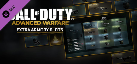 Call of Duty®: Advanced Warfare - Extra Armory Slots 1