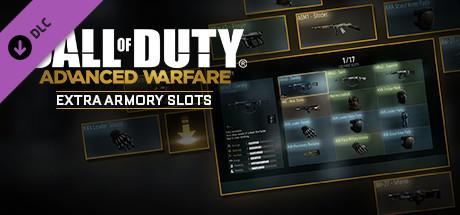 Call of Duty®: Advanced Warfare - Extra Armory Slots 5