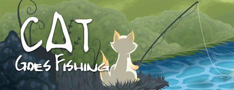 Cat Goes Fishing - 小猫钓鱼