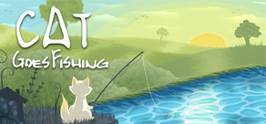 Cat Goes Fishing cover art