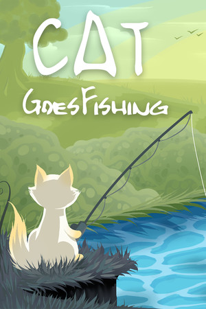 Cat Goes Fishing poster image on Steam Backlog