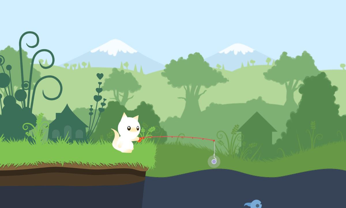 cat goes fishing free mac