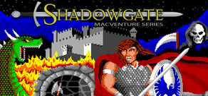 Shadowgate: MacVenture Series cover art