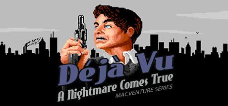 Teaser image for Déjà Vu: MacVenture Series