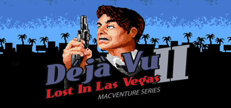 Teaser for Déjà Vu II: MacVenture Series