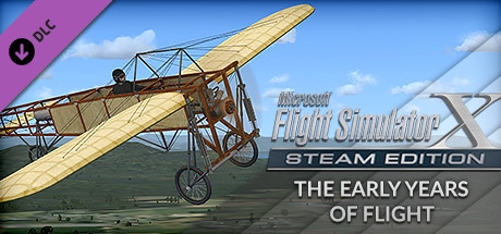 FSX: Steam Edition - Early Years of Flight Add-On on Steam