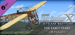FSX: Steam Edition - Early Years of Flight Add-On