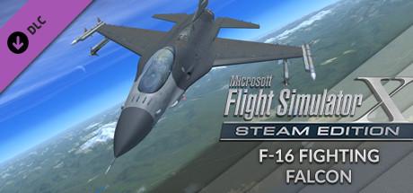 FSX: Steam Edition - F-16 Fighting Falcon Add-On on Steam