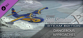 FSX: Steam Edition - Dangerous Approaches Add-On
