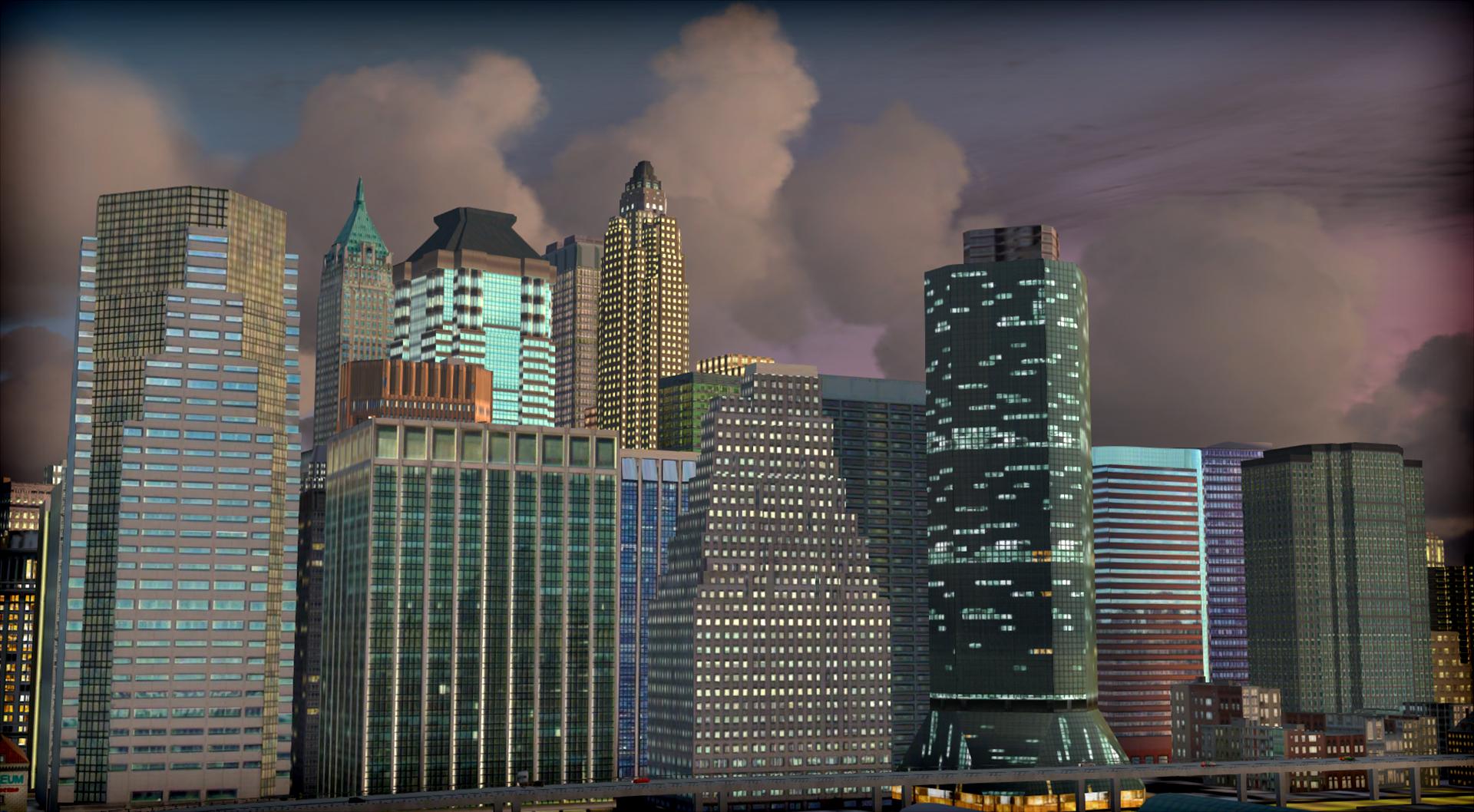FSX: Steam Edition - Manhattan X Add-On