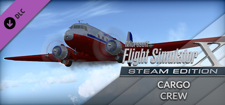 FSX: Steam Edition - Cargo Crew · FSX: Steam Edition - Cargo Crew Add-On ·  AppID: 343959