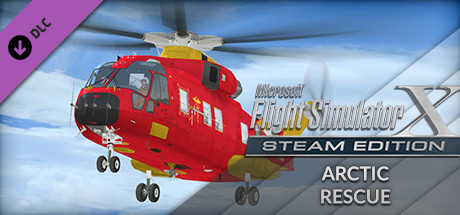 FSX: Steam Edition - Arctic Rescue Add-On